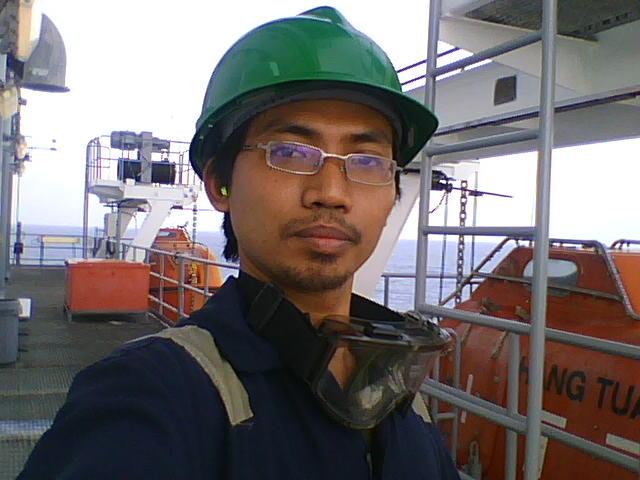Hang Tuah Platform Conoco Philip